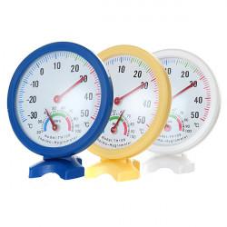 Stående Mini Indendørs Og Udendørs Termometer Hygrometer