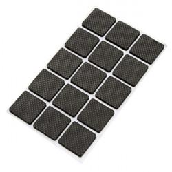 TPR Flexible Glue Slip-resistant Furniture Mat