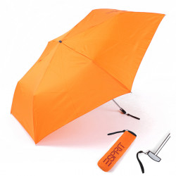 Tre Folding Lommer Ultralight Anti-UV Sol Regn Mini Paraplyer