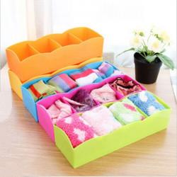Ties Sock Underwear Storage Box desktop Debris Storage Box