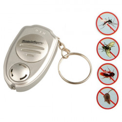 Ultraschall Elektronische Pest Anti MoskitoRepeller Schlüsselanhänger