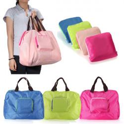 Waterproof Folding Shopping Storage Shoulder Bag Handbag