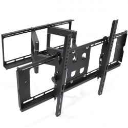Wishlong EMP-525MT 32-65inch 110lbs Heavy-Duty Swing Arm TV Mount