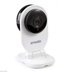Zmodo 720P HD Wireless IP WiFi Indendørs IR Kamera Night Vision