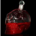 1000ml Valentine's day Gift Crystal Skull Head Whiskey Bottle Decanter Kitchen,Dining & Bar