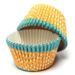 100Pcs Daisy Flower Print Muffin Cupcake Cup Cake Baking Tool Kitchen,Dining & Bar