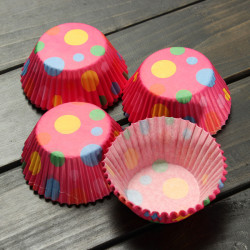 100pcs Muffin Cupcake Baking Cake Mould Paper Bake Cups