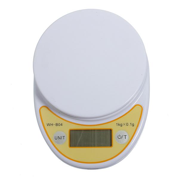 1kg / 0.1g Digital Post Kochen Nahrungsmitteldiät Grams Küchenwaage Küche & Bar
