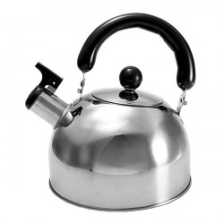2 Liter Rostfritt Stål Te Kettle Vatten Pot