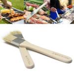 2st Ull Borstar BBQ Verktygsolja Brush Barbecue Materiel Kök