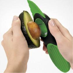 3 I 1 Avocado Slicer Skrællekniv Skinner