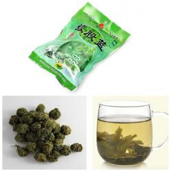 50G Kinesisk Jiaogulan Grøn Herbal Blomst Herbal Gynostemma Tea
