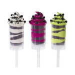 5st Push Pop Tårta Containrar Ice Cream Candy Cupcake Ställ Kök