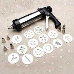 Alloy Extruded Clay Gun Sculpture Clay Modeling Tools