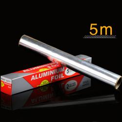 BBQ Bakning Verktyg Aluminium Barbecue Stanniol 5M