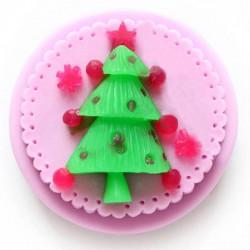 Weihnachtsbaum Schokoladen Kuchen Form Gelee Pudding Fondant Mould