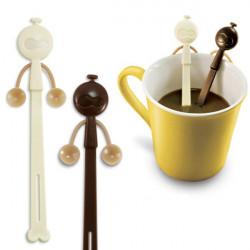 Coffee Tea Drink Stirrer Stir Rod Anti Villains Stirring Rod