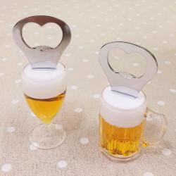 Creative Akryl Magneter Ölflaska Öppnare