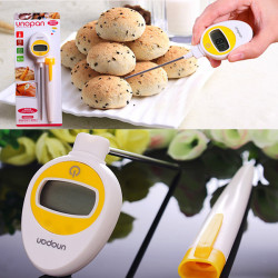 Digital Kitchen Thermometer Probe Thermometer Food Meat BBQ