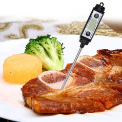 Digital Pen Style Probe Thermometer Food Cooking BBQ Thermometer