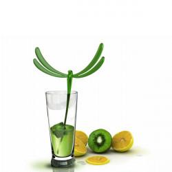 Libelle Trinken Rührer Kunststoff Rührwerke Cocktail Sektquirl Trinken