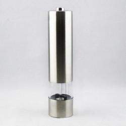 Electric Stainless Steel Kitchen Tool Salt Pepper Mill Grinder Muller