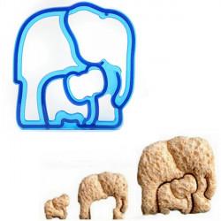 Elefant Form Brot Sandwitch Scherblock Form Biskuit Toast Form Hersteller