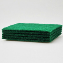 Five Onchip Scouring Pad Cleaning Cloth Rag Brush Bowl Cloth