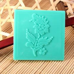 Blomst Formd Lace Udstikker Fondant Kage Værktøj Silikone Mould