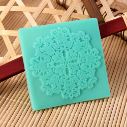 Flower Shapes Fondant Silicone Mould Lace Mold