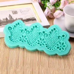 Fondant Cake Decorating Tools Soap Mold Silicone Cake Mould