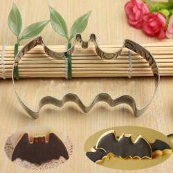 Halloween Fondant Plätzchen Biskuit Schnitt Mould Bat Kuchen Form