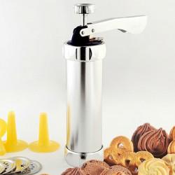 Haushaltshandbuch Keks Maschine Biskuit Kuchen Form Set Decorating Gun