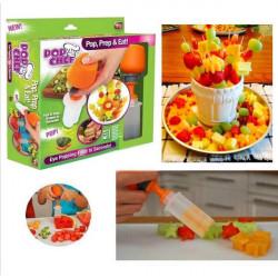 Køkkengrej POP CHEF Frugt Dekoration Værktøj DIY Frugt Carving Værktøj Sæt