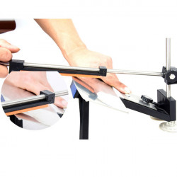 Knife Sharpener With Knife Sharpening Stones Blade Sharpening Tools