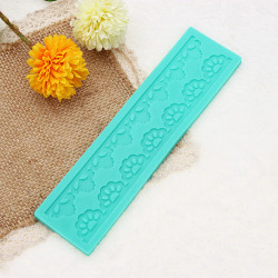 Lace Cake Mold Silicone Baking For Cakes Fondant