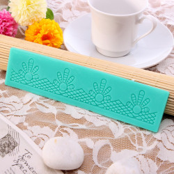 Lace Decorative Molds Fondant Sugar Craft Silicone Cake Mould