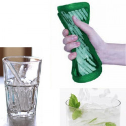 Mojito Cocktail Silicone Ice Cube Tray Silicone Crushed Ice Mould