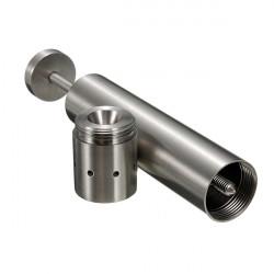 Multi-Purpose Stainless Steel Grinding Manual Pepper Salt Grinder