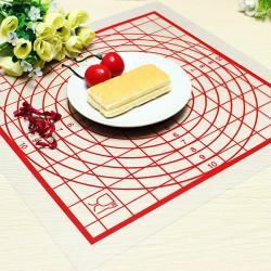 Nonstick Baking Fondant Mat Cake Placemat Knead Flour Pad