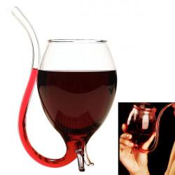 Novelty Vampire Wine Glass Borosilicate Glass Wine Glass