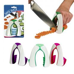 Sichere Scheibe Messerabdeckung Finger Schutz Küche Nnovelty