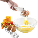 Shell Clip Handheld Egg Cracker Separator Egg Cutter Kitchen Tool Kitchen,Dining & Bar