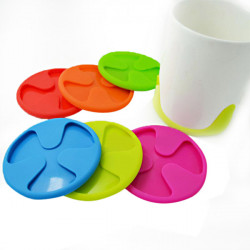 Silicone Goblet Mat Cup Mats Silicone Coasters Silicone Mats