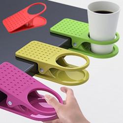 Tabelle Schreibtisch Becherhalter Clip Getränk Clip Kaffee Halter