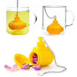 Tea Sub Yellow Submarine Tea Infuser The Beatles