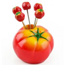 Tomato Fruit Fork Dinnerware Set Fruit Snacks Fork