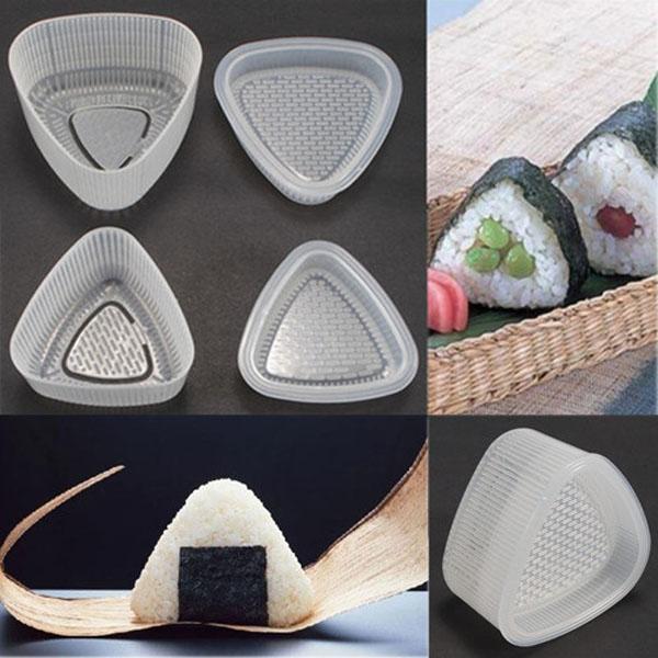 Triangular Sushi Onigiri Rice Ball Frame Food Mould Kitchen,Dining & Bar