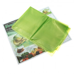 Vegetable Fruit Food Storage Bag Reusable Life Extender