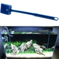 Algen Flexible Glaswaren Klinge Glasbürste Aquarium Reiniger